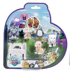 Vet Squad 5 Pack