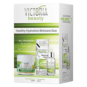Victoria Beauty Super Hydration Set