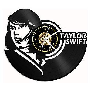 Vinyl Taylor Swift Clock