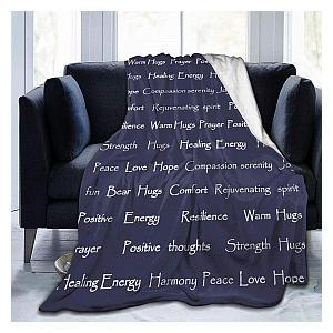 Warm Hugs Throw Blanket