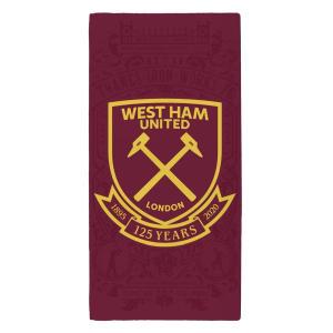 West Ham Beach Towel