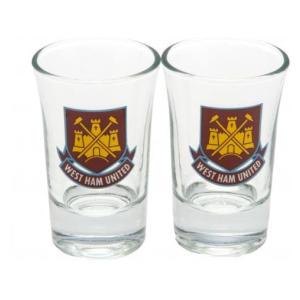 West Ham Shot Glass Set