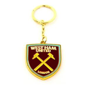 West Ham United Keyring