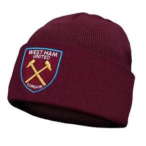 West Ham United Knitted Beanie