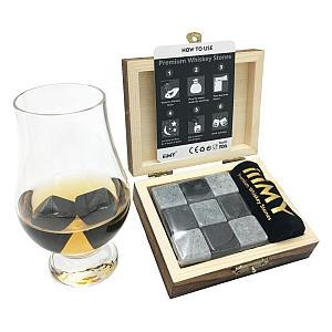 Whisky Stone Gift Set