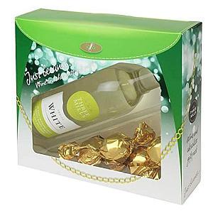 White Wine and Chocolate Set