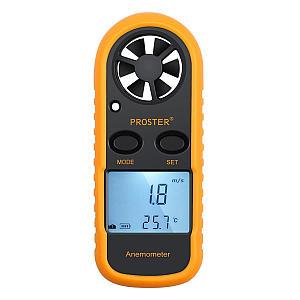 Wind Speed Meter Gauge