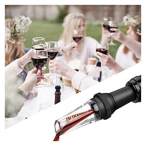 Wine Aerator Pourer