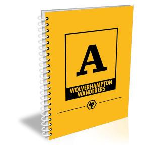 Wolverhampton Wanderers Notepad