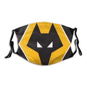 Wolves Crest Face Mask
