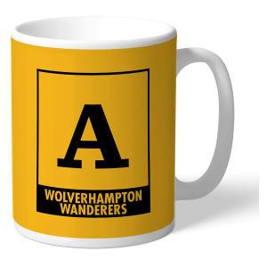 Wolves FC Monogram Mug