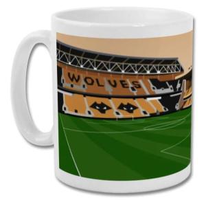 Wolves Home Ground Mug