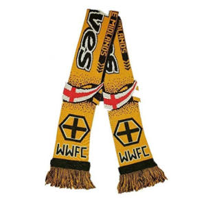 Wolves Supporters Scarf