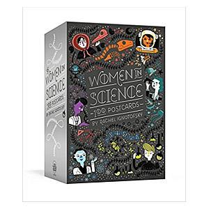 Women in Science Postcards