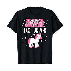 Womens Taxi Driver T-Shirt