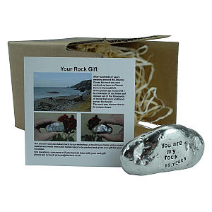 You Are My Rock Tin Gift