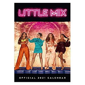 2021 Little Mix Calendar