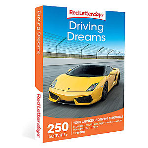 250 Driving Experiences