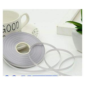 50m Silver Curling Ribbon
