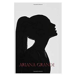 Ariana Grande Lined Notebook