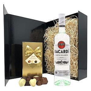 Bacardi and Chocolate Box