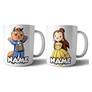 Beauty and the Beast Mugs