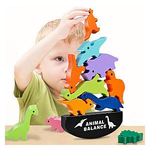 Building Blocks Dinosaur Toy