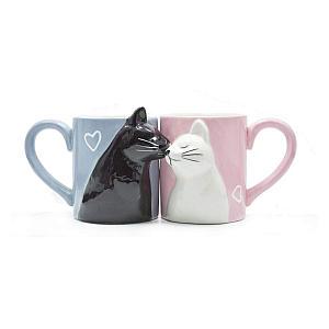 Cat Couple Mugs