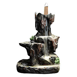 Ceramic Backflow Incense Burner