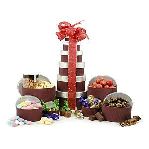 Chocolate Tower Gift Hamper