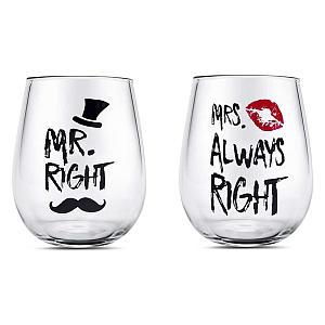 Couple Wine Glasses