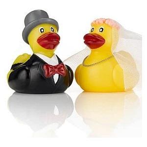 Couples Rubber Duck Set