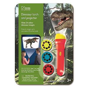 Dinosaur Projector Torch