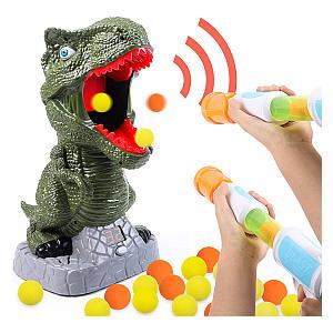 Dinosaur Shooting Game