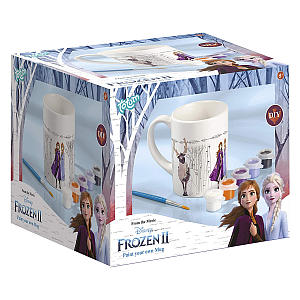 Disney Frozen Mug Paining Set