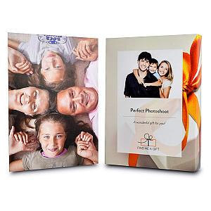Family Photo Shoot Gift