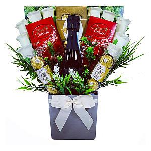 Ferrero Rocher & Lindt Prosecco Bouquet