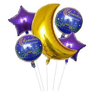 Festive Ramadan Balloons
