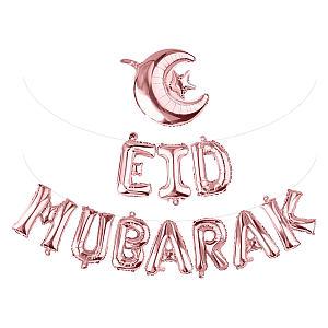 Foil Eid Balloons