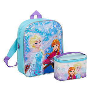 Frozen School Bag Set