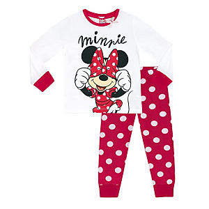 Girls Disney Pyjama Set