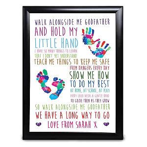 Godfather Gift Print