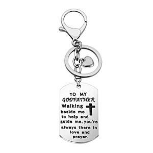 Godfather Prayer Key-ring