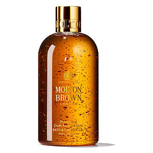 Gold Bath and Shower Gel