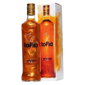Golden Toffee Vodka