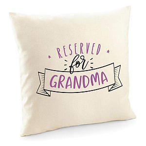 Grandma Cushion