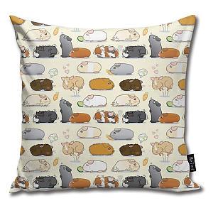 Guinea Pig Pillow Cover