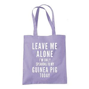 Guinea Pig Tote Bag