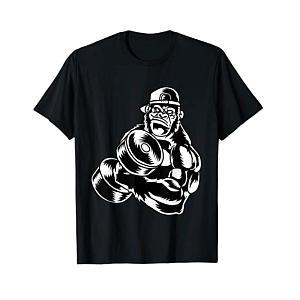 Gym Gorilla T-Shirt