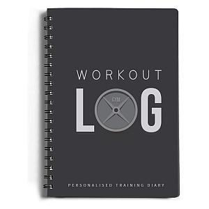 Gym Log Book
